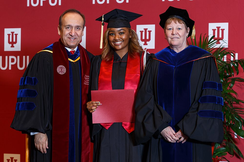 Image of Chancellor Scholar Convocation