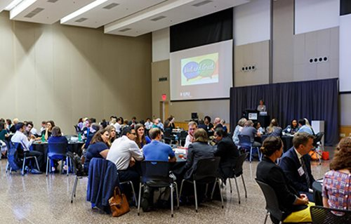 Image of New Faculty Welcome Event